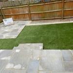 installer artificial grass and patio Berkshire, Hampshire & Surrey