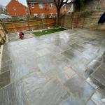 installer artificial grass patio Berkshire, Hampshire & Surrey